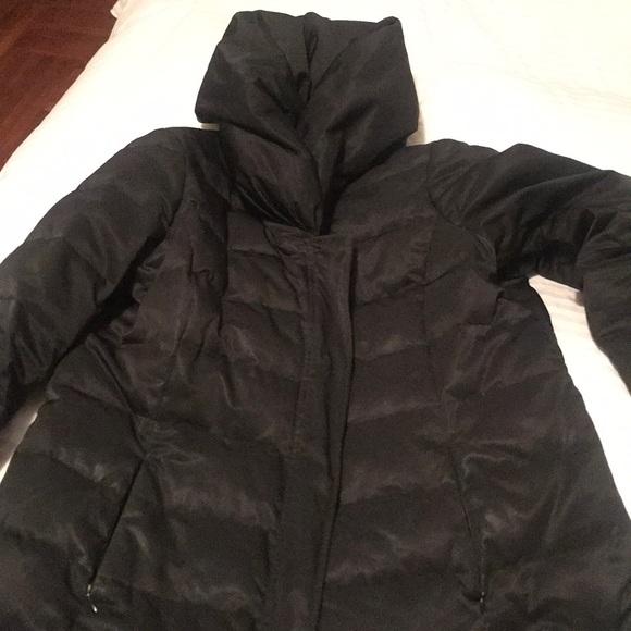 Elie Tahari Jackets & Blazers - Down coat with genuine rabbit fur